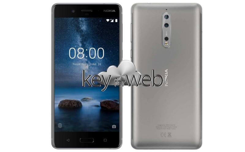 Nokia 8: tutto quello che c'è da sapere sul nuovo top gamma ad oggi