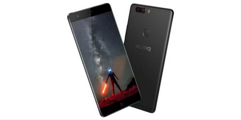 """Nubia Z17 Lite è ufficiale: display da 5.5"""" e Snapdragon 653"""