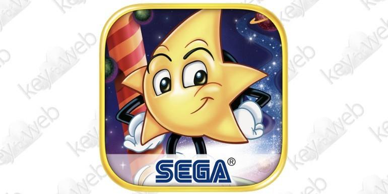 SEGA Ristar, il platform del 1995 rivive gratis su iOS e Android