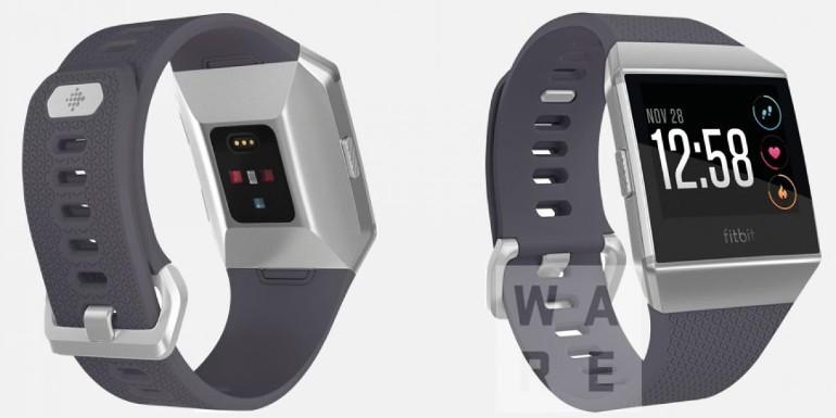 Smartwatch Fitbit svelato in anteprima da alcuni render
