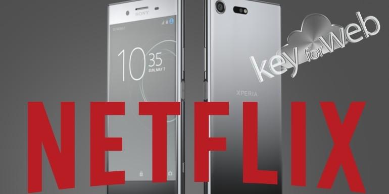 Sony Xperia XZ Premium ora abilitato per l'HDR di Netflix