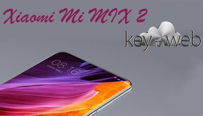 Xiaomi Mi MIX 2 in un nuovo render, rapporto schermo/corpo elevatissimo