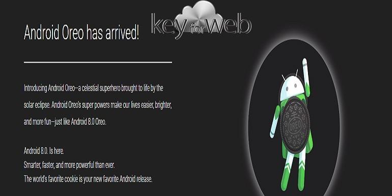Android Oreo ufficiale: un dolce biscotto arriva sui nostri smartphone