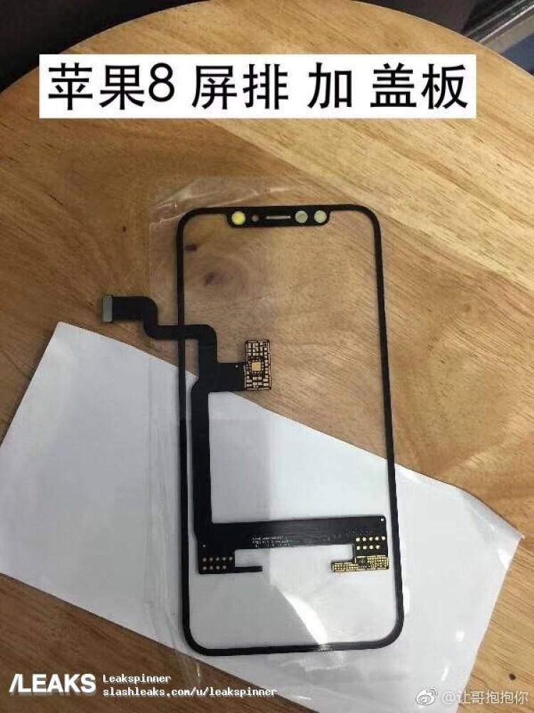 componenti iPhone 8