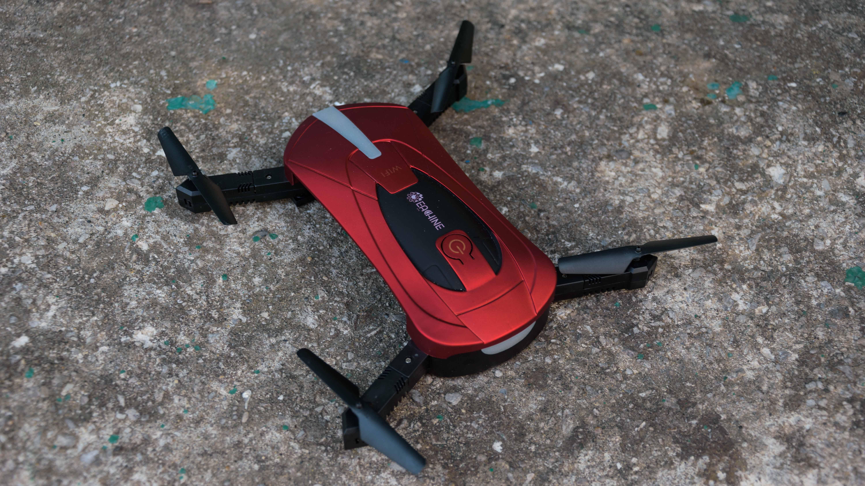Eachine E52 Wi-Fi, un piccolo drone con un prezzo contenuto
