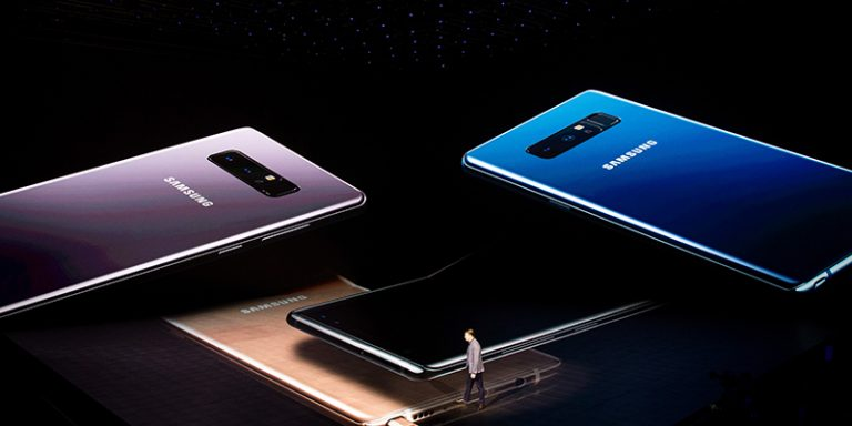 Samsung Galaxy S8 e S8+ ricevono un assaggio di Galaxy Note 8 grazie ad un porting delle app