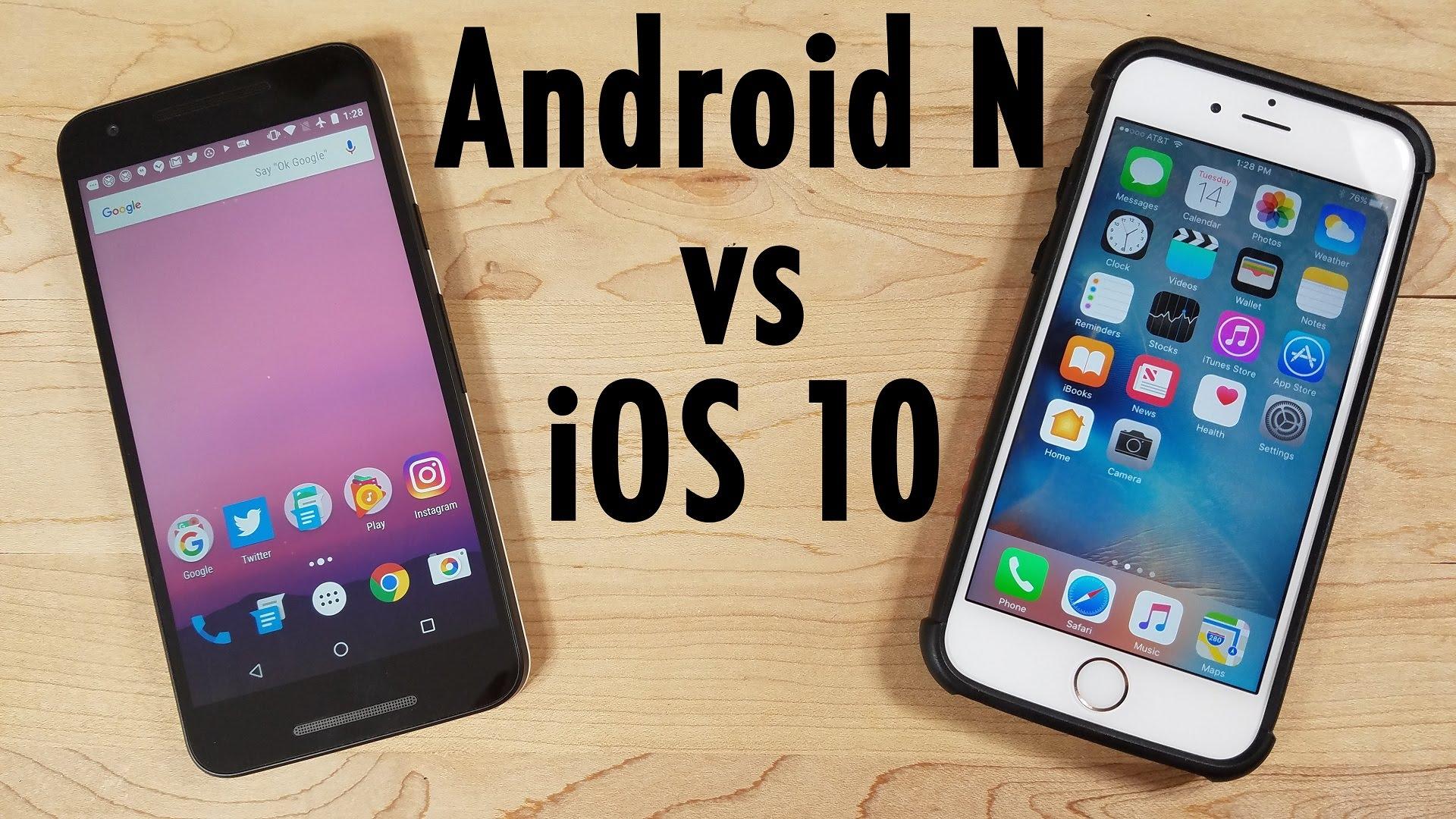 iOS 10 si prende gioco di Android N: installato sull'87% dei dispositivi