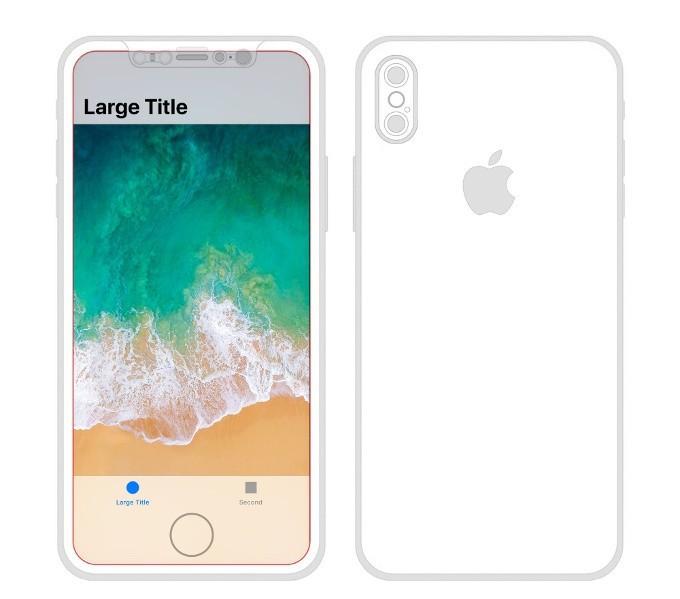 iPhone 8: schermo OLED più nitido, ecco la risoluzione più probabile