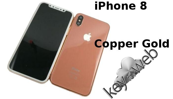 iPhone 8 (iPhone X) sotto le 10K unità al giorno, il modello Gold in ritardo