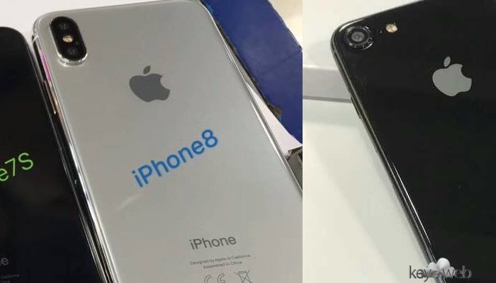 iPhone 8, iPhone 7S e 7S Plus in immagini definitive, da settembre lo scontro con Galaxy Note 8 sarà durissimo