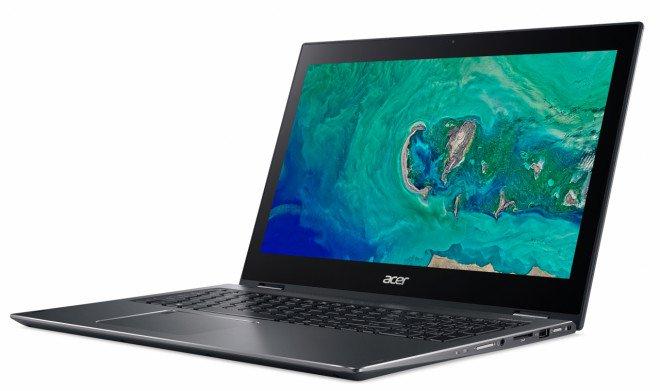 Acer Spin 5 e Switch 7, due nuovi convertibili dalle specifiche molto interessanti