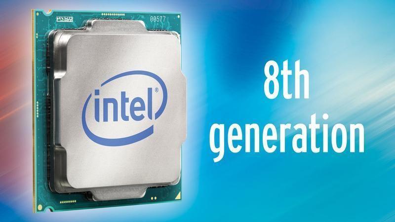 CPU Intel Coffee Lake: processori di ottava generazione a basso consumo