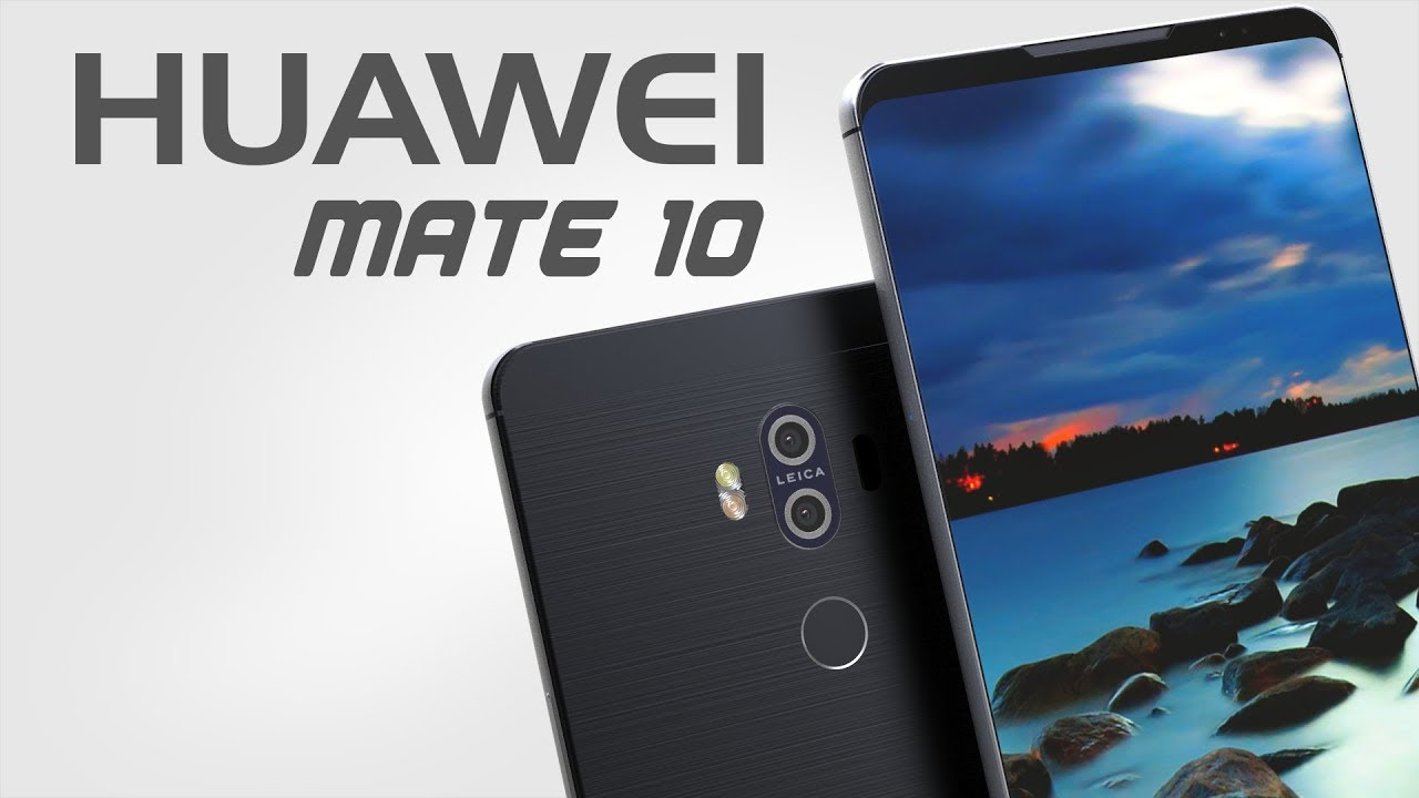 Il Mate 10 potrebbe essere il primo smartphone Huawei con Android 8.0 Oreo