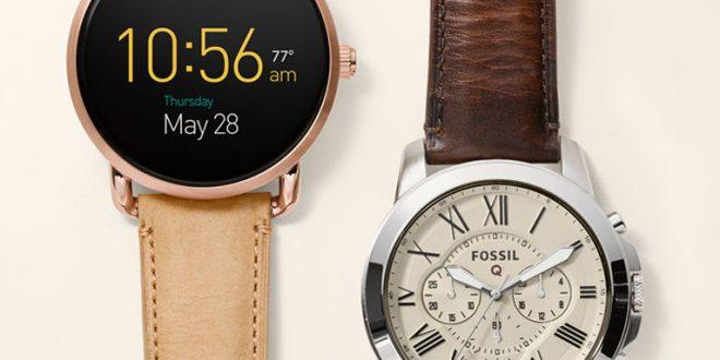 Offerte Smartwatch Fossil: codice per 30% di sconto sugli orologi touchscreen
