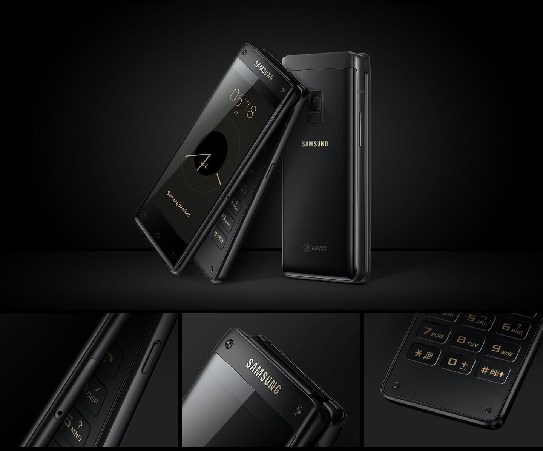Elegantissimo il nuovo Samsung Flip Phone, nuove immagini ne mostrano in ogni dettaglio