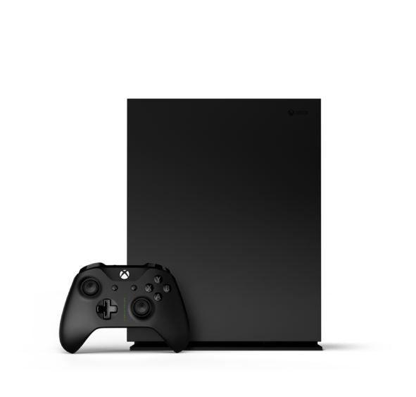 """Xbox One X """"Project Scorpio Edition"""": comparse delle immagini sui siti di alcuni rivenditori"""