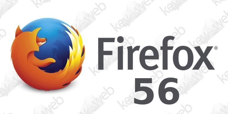 Aggiornamento Firefox 56 disponibile per desktop e Android