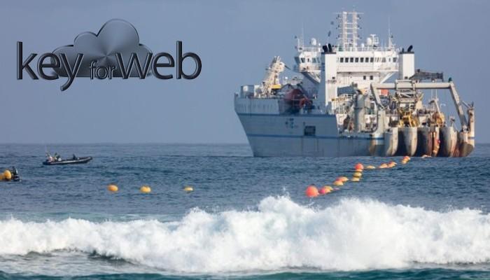 Europa e Stati Uniti sempre più connessi, terminati i lavori su Marea, un cavo subacqueo che attraversa l'intero Oceano Atlantico
