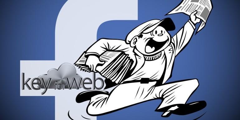 Facebook: news a pagamento entro il 2017