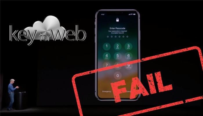 Epic Fail Face ID: iPhone X non si è sbloccato al primo tentativo (nemmeno al secondo)