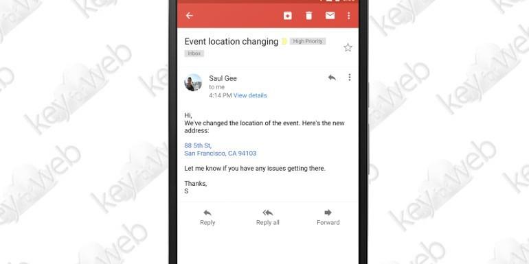 Gmail per Android, finalmente l'opzione per cambiare il tipo di posta in arrivo