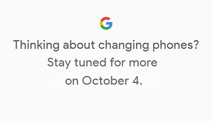 Google Pixel 2, questa la prima foto scattata dai device? O la casa ci vuole suggerire altro?