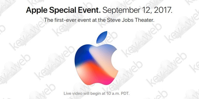 Guarda l'evento iPhone X e iPhone 8 di Apple in soli 15 minuti