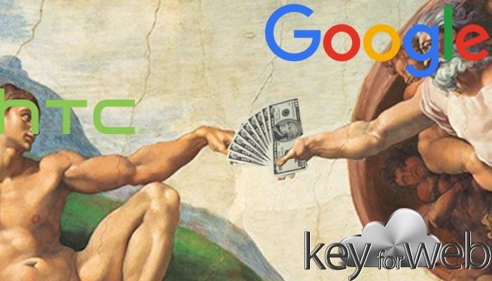 HTC: Google potrebbe essere l'ultima spiaggia per salvare la società e migliaia di posti di lavoro