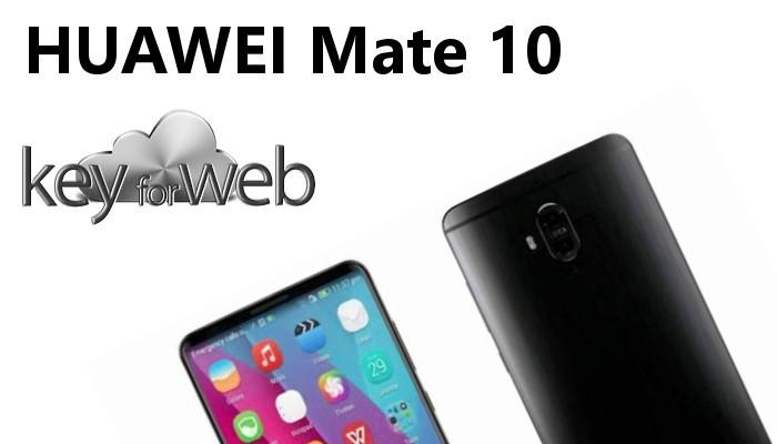 Il Big di casa Huawei, Mate 10 Pro, in un nuovo render completo
