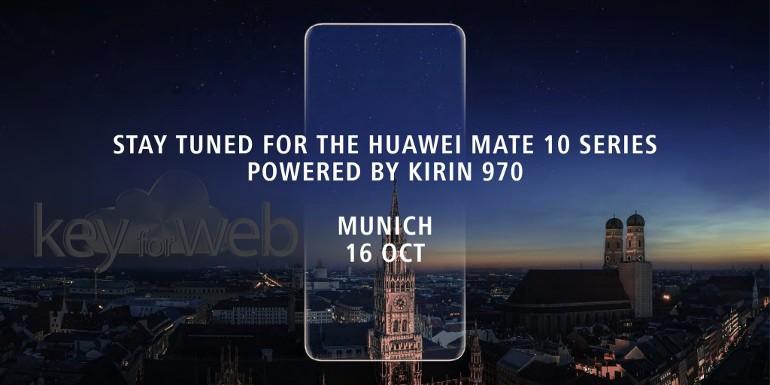 Huawei Mate 10 svelato dalle prime immagini reali