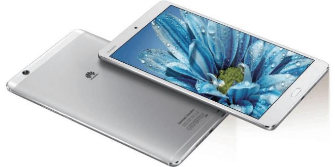 Huawei MediaPad M3 si aggiorna a Android 7.0 Nougat