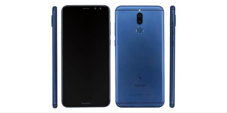 Un nuovo smartphone Huawei con 4 fotocamere certificato dal TENAA
