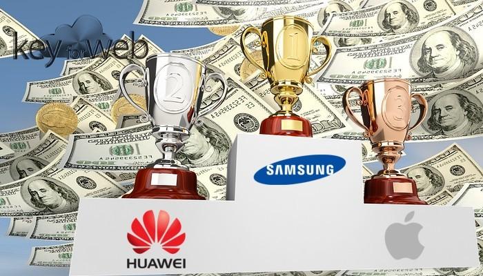 Huawei sorpassa Apple e raggiunge il secondo gradino del podio del settore smartphone nel mondo