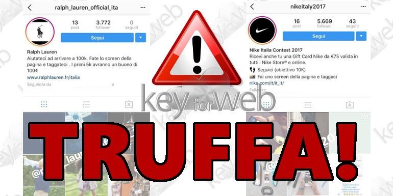 Da WhatsApp a Instagram: buoni sconto Nike, Ralph Lauren e Foot Locker, come riconoscere la truffa