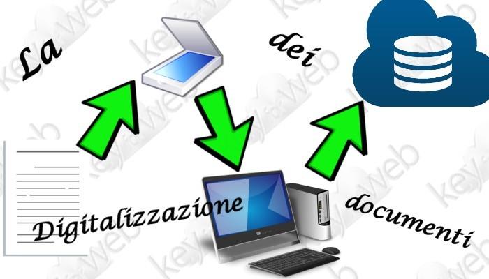 Il processo di digitalizzazione dei documenti nella Pubblica Amministrazione, quando il digitale diventa l'originale