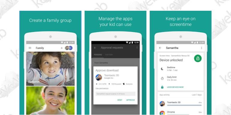 La nuova app di Google trasforma i vecchi tablet Android in dispositivi adatti ai bambini