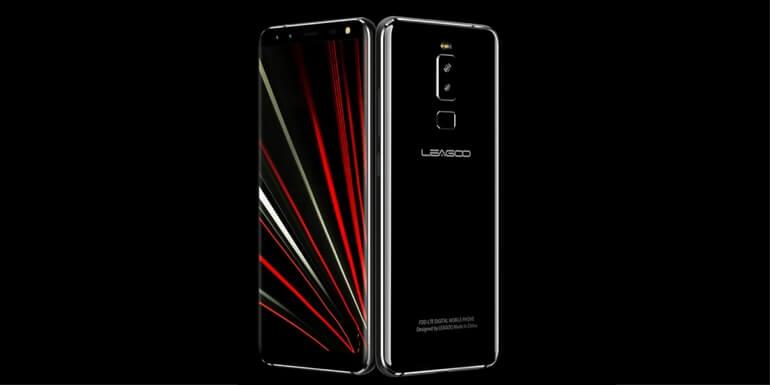 """Leagoo S8 Pro avrà un display da 5.99"""" Full HD+ con rapporto 18:9"""