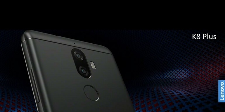 Lenovo K8 Plus presentato in India: prezzo, specifiche e disponibilità