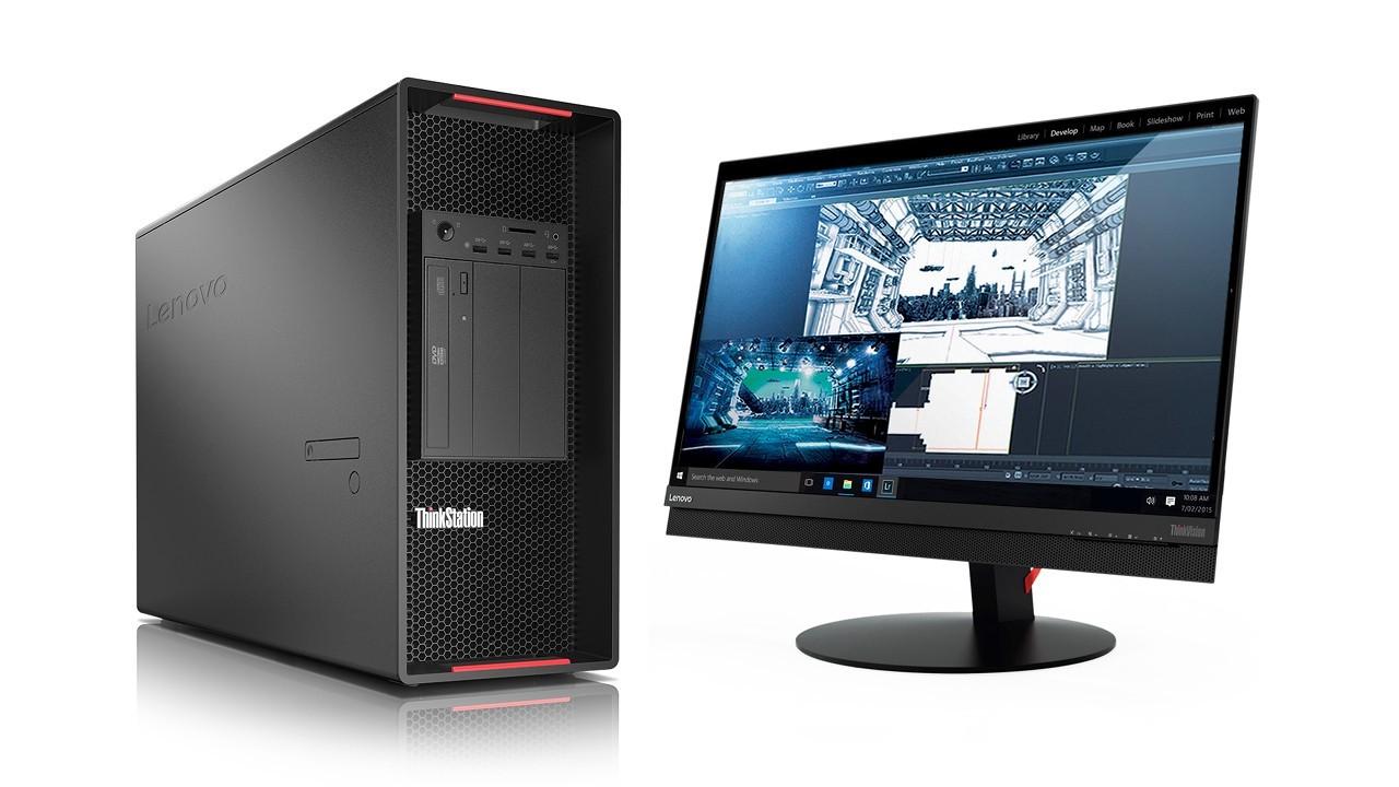 Lenovo ThinkStation P920 e P720: configurazioni ultra con doppio Xeon e 2TB di RAM