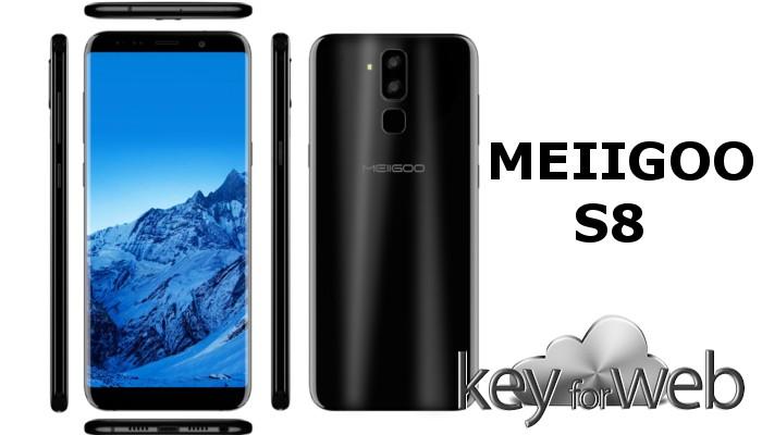 Meiigoo lancia S8, non è però il Samsung Galaxy, ma quasi