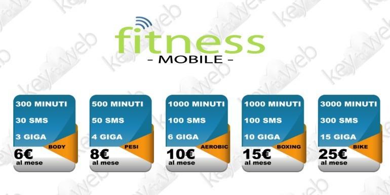 Nasce Fitness Mobile by Rabona: offerte telefoniche dedicate agli sportivi