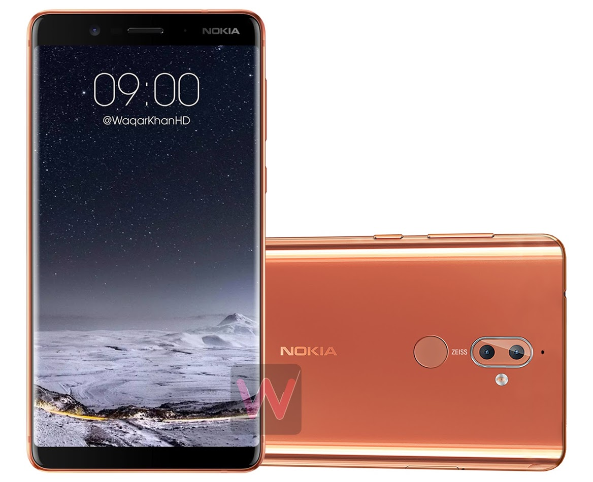 Nokia 9 prima della fine del 2017, un nuovo top gamma con lettore biometrico posteriore