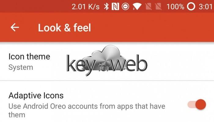 Nova Launcher Beta 5.5, benvenute icone adattive di Android Oreo 8.0
