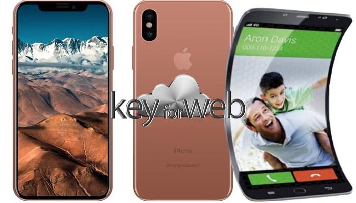 Oggi è il giorno X, arriva iPhone 8, Samsung annuncia quindi il suo dispositivo pieghevole