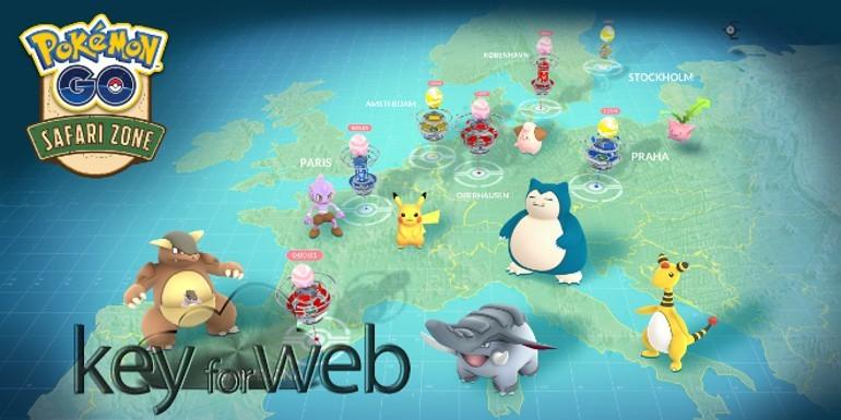 Pokémon GO, ecco le nuove date ufficiali per gli eventi in Europa