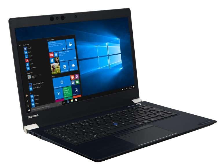 Nuova serie Business per Toshiba con gli ultimi Portégé X30-D
