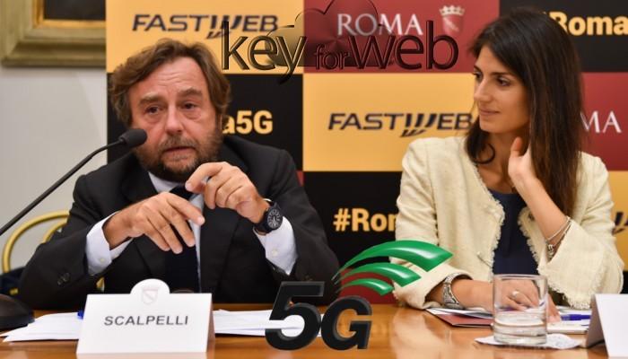 Roma Capitale e Fastweb insieme: oggi 19 settembre nuovo accordo per la sperimentazione dei servizi 5G