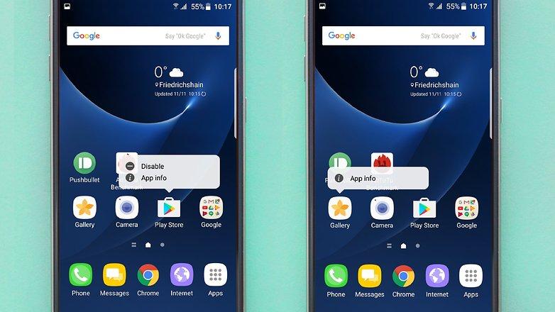 Samsung Galaxy S7 si aggiorna ad Android Oreo 8.0 da questa settimana