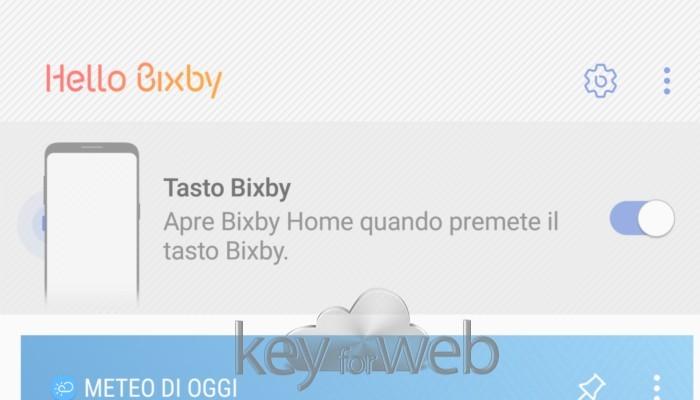 Disabilitare il tasto Bixby, ora è possibile grazie al nuovo aggiornamento rilasciato da Samsung