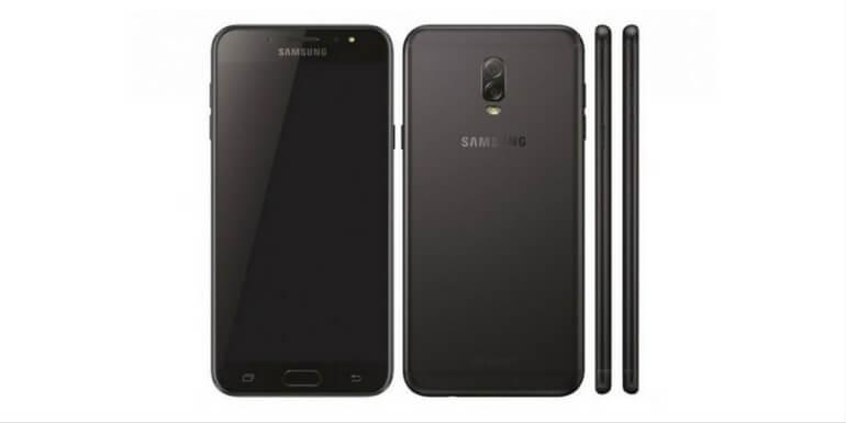 Galaxy J7+ è ufficiale: doppia fotocamera posteriore da 13+5MP